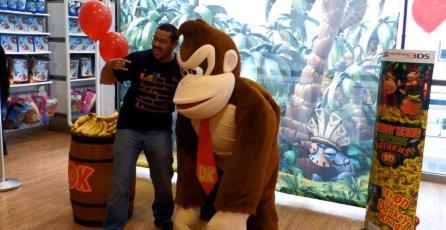 Otro actor de <em>Donkey Kong</em> pone demanda a Nintendo
