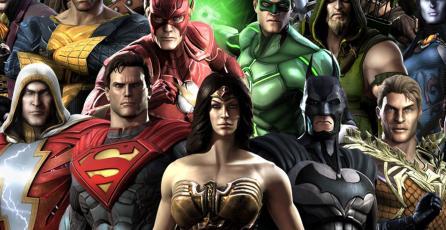 Se filtra póster promocional de <em>Injustice 2</em>