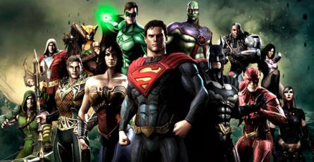 Confirman la secuela de <em>Injustice: Gods Among Us</em>