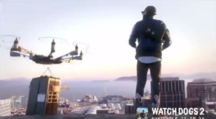 Habrá drones, armas y mucha tecnología