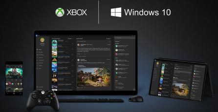 ¿Acaso Microsoft planea convertir a Windows 10 en una Xbox?