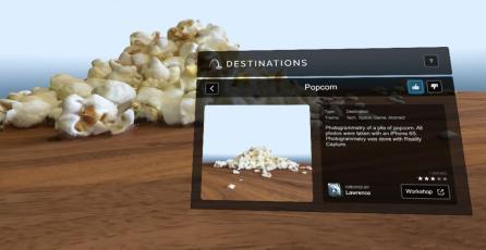 Valve abre Steam Workshop para contenido de realidad virtual