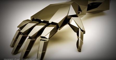Brazos prostéticos inspirados en <em>Deus Ex</em> serán una realidad