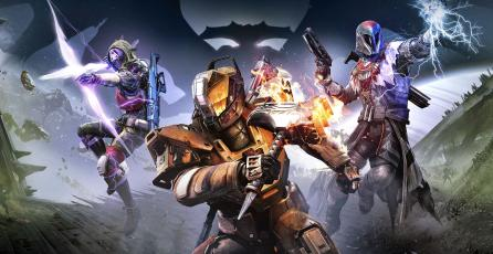 Filtran trailer de <em>Destiny: Rise of Iron</em>