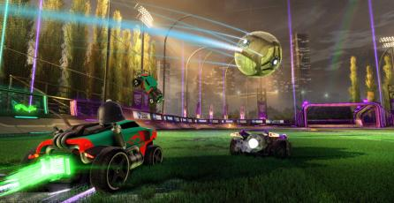 Juega <em>Rocket League</em> gratis este fin de semana en Xbox One