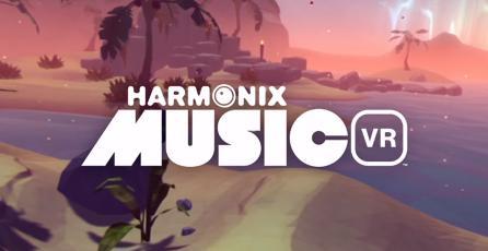 Checa el nuevo trailer de <em>Harmonix Music VR</em>