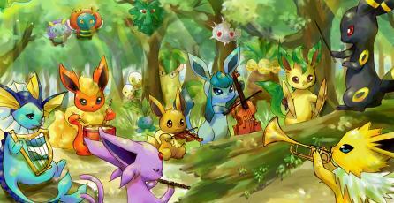 5 Canciones que nos gustaría escuchar en Pokémon: Symphonic Evolutions