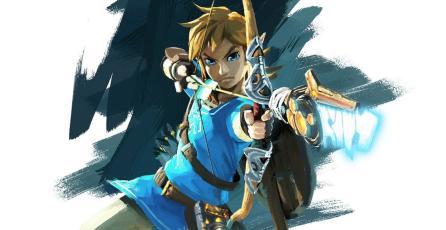 Liberan nueva imagen del próximo <em>The Legend of Zelda</em>