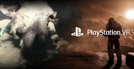 Sony: danos más juegos y menos VR