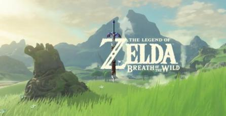 E3 2016: <em>The Legend of Zelda: Breath of the Wild</em> hace su aparición