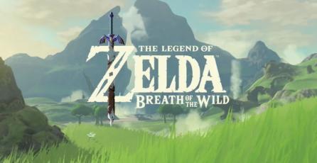 Nintendo presenta <em>The Legend of Zelda: Breath of the Wild</em>