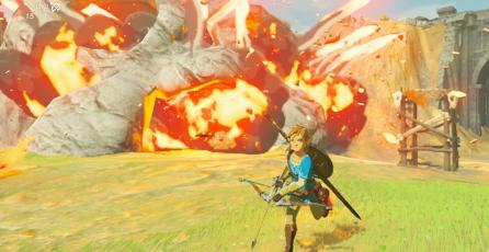 Nuevas imágenes de <em>The Legend of Zelda: Breath of the Wild</em>