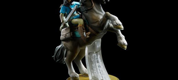 Anuncian figuras amiibo de <em>The Legend of Zelda: Breath of the Wild</em>