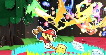 El nuevo <em>Paper Mario</em> ya tiene fecha de lanzamiento