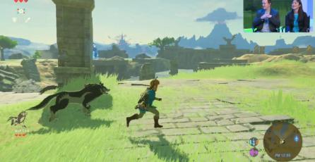 Wolf Link aparecerá en <em>The Legend of Zelda: Breath of the Wild</em>