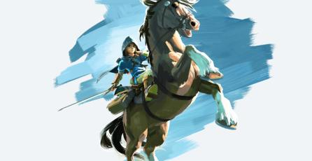 <em>TLoZ: Breath of the Wild</em> será la misma experiencia en Wii U y NX