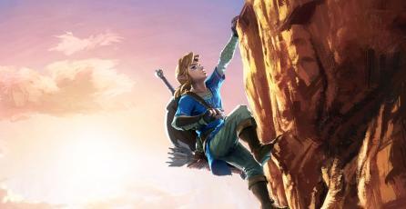 Gameplay: The Legend of Zelda: Breath of the Wild