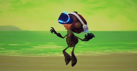 Lanzan primer vistazo del gameplay de <em>Psychonauts VR</em>