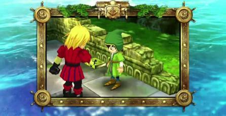 <em>Dragon Quest VII</em> llegará a América en septiembre