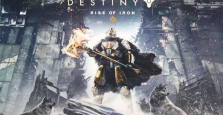Bungie descartó edición de colección para <em>Destiny: Rise of Iron</em>