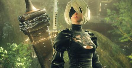 Publican 15 minutos de gameplay de <em>NieR: Automata</em>
