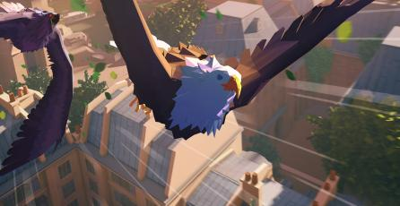 Impresiones de Eagle Flight