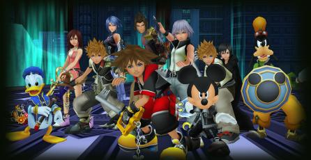Impresiones <em>Kingdom Hearts II.8 HD Final Chapter Prologue</em>