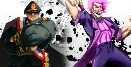 Así lucirían personajes chilenos en el estilo de <em>Street Fighter</em>