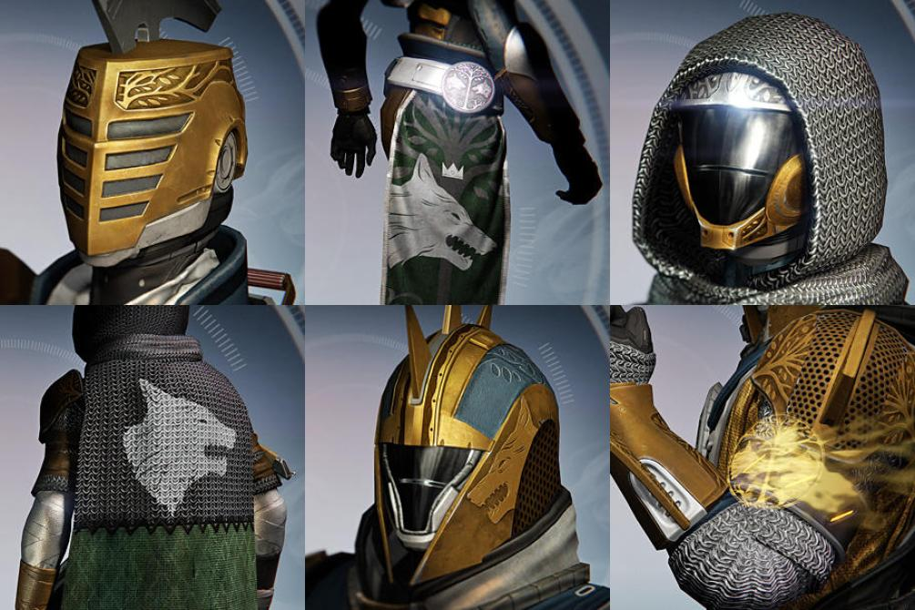 Recompensas de Iron Banner
