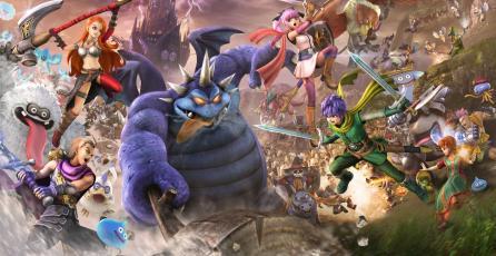 Demo de <em>Dragon Quest Heroes II</em> llegará pronto a Japón