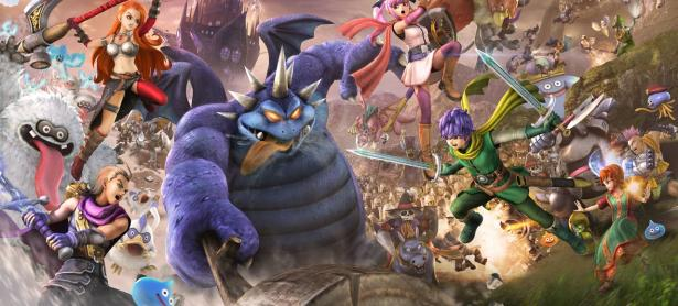 Demo de <em>Dragon Quest Heroes II</em> llegará pronto a Japón
