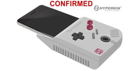 Podrás convertir tu Smartphone Android en un <em>Game Boy</em>