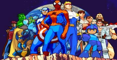 """Marvel no descarta trabajar en un nuevo <em>""""Marvel vs. Capcom""""</em>"""