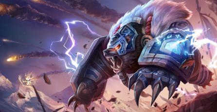 League of Legends: Volibear, el nuevo rey de la jungla