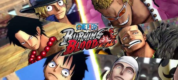 Decide quienes serán los nuevos peleadores de <em>One Piece: Burning Blood</em>