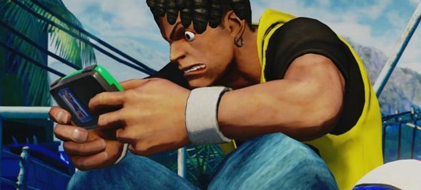 Mira el avance del modo historia de <em>Street Fighter V</em>