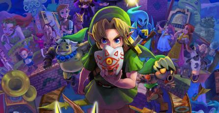 Este corto de <em>Zelda: Majora's Mask</em> luce fantástico