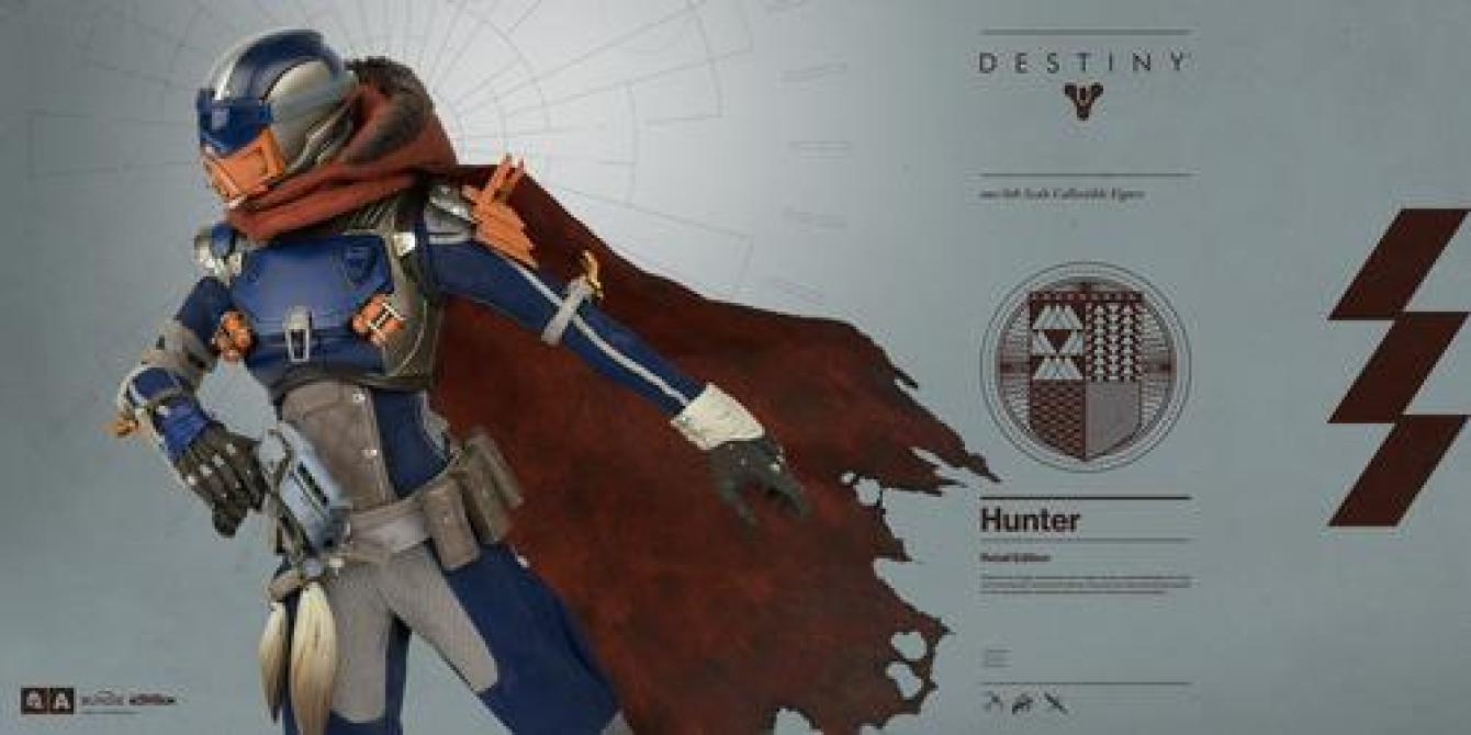 Nuevas figuras de colección de <em>Destiny</em>