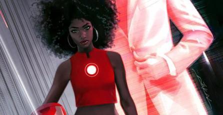Nuevo Iron Man será una mujer negra
