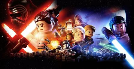 <em>LEGO Star Wars: The Force Awakens</em>