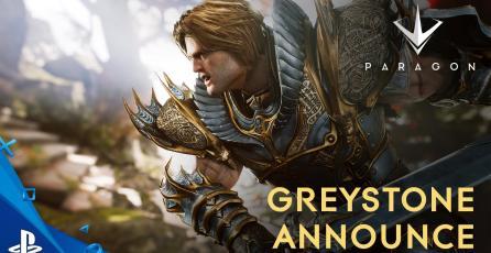 Greystone, nuevo héroe de <em>Paragon</em>, llegará pronto