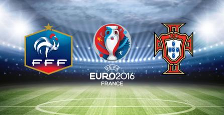 Simulación: Final UEFA Euro 2016 - Portugal Vs. Francia