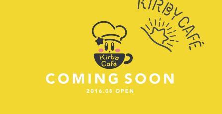 Anuncian café de <em>Kirby</em> en Japón