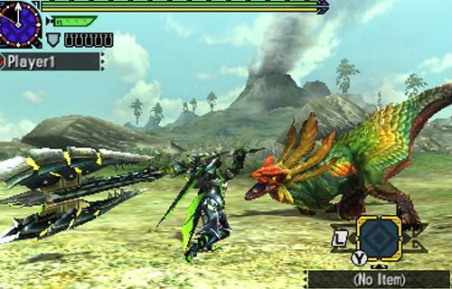 Las nuevas mecánicas de combate son el pilar de Monster Hunter Generations
