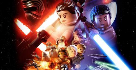 <em>LEGO Star Wars: Episode VII</em> volvió a dominar las ventas de Reino Unido
