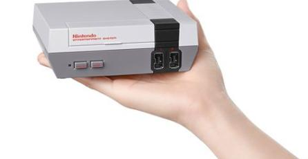 ¡La consola NES regresará a las tiendas!