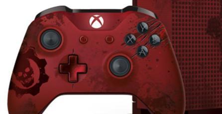 Mira el Xbox One S de <em>Gears of War 4</em>