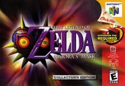 The Legend of Zelda: Majoras Mask