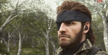 El pachinko de <em>Metal Gear Solid 3</em> tiene nuevo trailer
