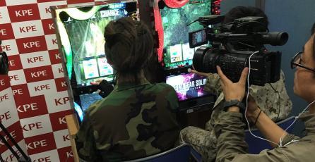 Nuevo video de la máquina de apuestas de <em>Metal Gear Solid 3</em>